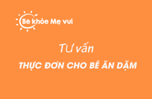 Thuc don an dam cho be
