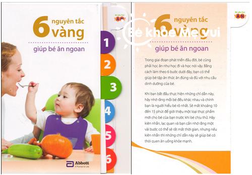 Bước 5: Xem xét lại cách cho trẻ ăn của bạn