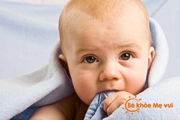 Biểu hiện trẻ suy dinh dưỡng