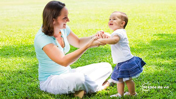 Thực đơn cho bé từ 8 - 9 - 10 - 11 -12 tháng tuổi