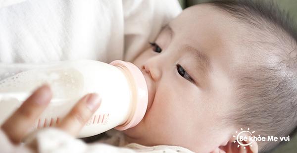 Lựa chọn sữa cho trẻ biếng ăn