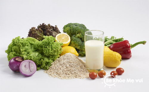 6 thực phẩm hàng đầu giúp phát triển trí não cho trẻ