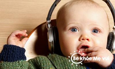 Tác dụng diệu kỳ của âm nhạc với trẻ nhỏ