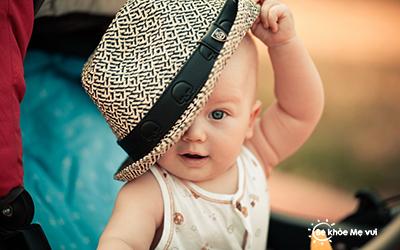 Chế độ dinh dưỡng cho bé 9 tháng tuổi