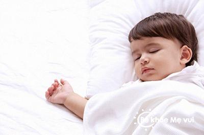 Chữa trị bệnh đái dầm ở trẻ nhỏ