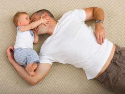 điều cần biết trước khi làm cha