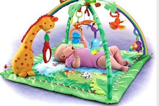 10 món đồ chơi kích thích giác quan của trẻ