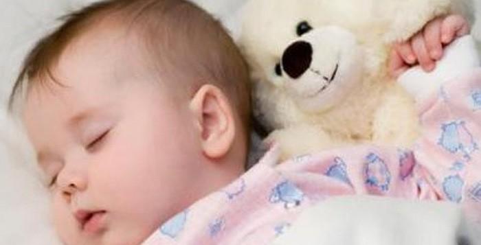 Khám phá bí mật trong giấc ngủ của bé