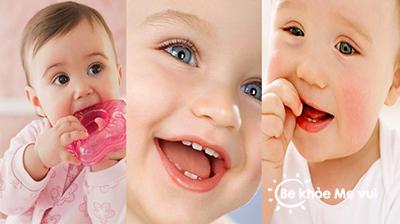 Thay răng sữa ở trẻ em và những điều mẹ cần biết