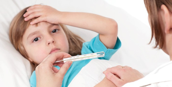 Học cách bắt bệnh cho trẻ từ các triệu chứng