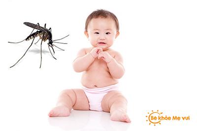 Trị vết thâm và sẹo do muỗi đốt cho bé cực đơn giản