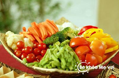 Một số vi chất dinh dưỡng dễ thiếu hụt ở trẻ
