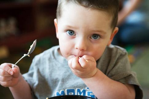 Ăn chay ở trẻ nhỏ béo phì
