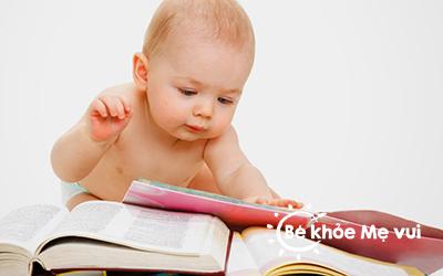 Các tương tác giúp bé thông minh hơn