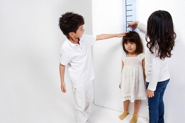 Chế độ dinh dưỡng giúp tăng cường chiều cao của trẻ