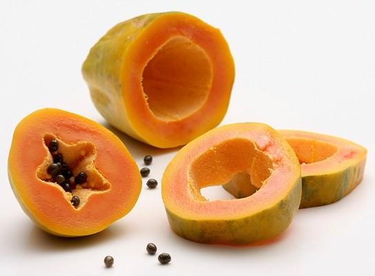 Đu đủ: trái cây dinh dưỡng cho bé