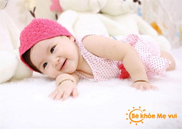 4 bệnh ngoài da thường gặp ở trẻ sơ sinh