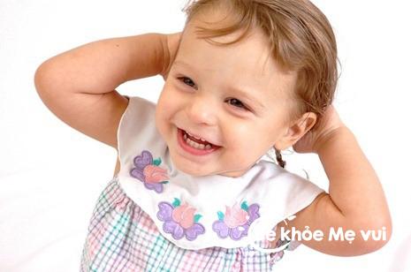 Các bệnh về đường miệng phổ biến ở trẻ nhỏ
