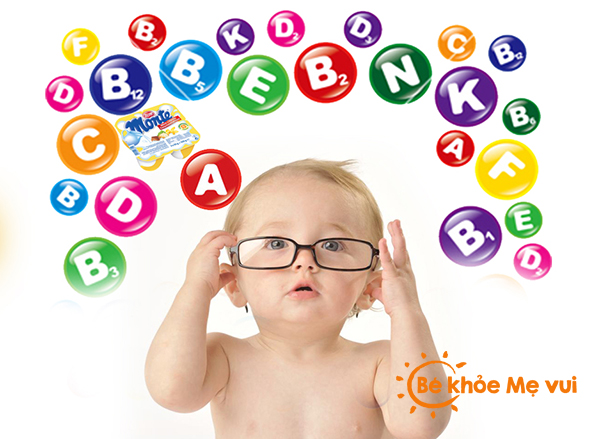 Các chất dinh dưỡng cần thiết nhất cho con trẻ