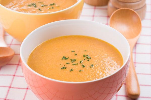 Các món súp dành cho bé ăn dặm