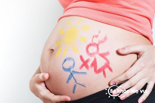 Phát triển trí não cho con từ trong bụng mẹ