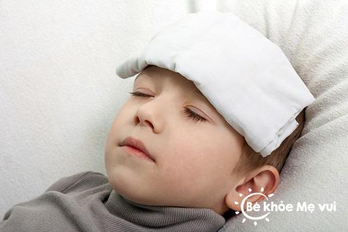 Bài thuốc chữa sốt xuất huyết ở trẻ nhỏ