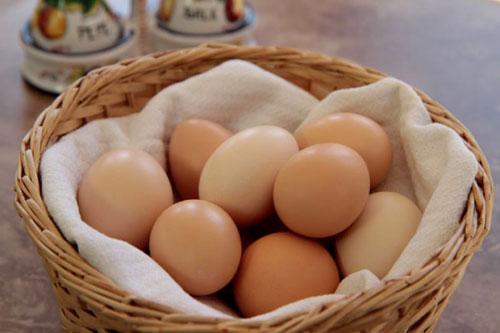 Những cảnh báo cho trẻ ăn trứng