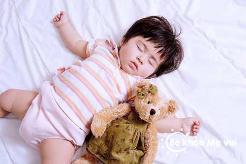 Làm sao để bé ngủ ngon giấc?