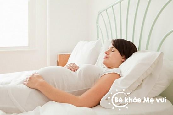 Phòng bệnh cho trẻ từ trong bụng mẹ