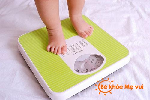 Biện pháp giúp bé tăng cân và lớn nhanh