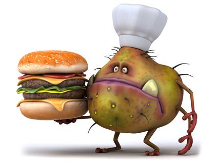 vi khuẩn có lợi ăn chất xơ