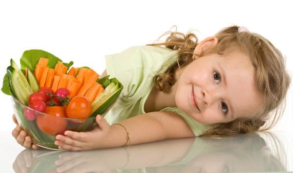 giúp trẻ có hệ tiêu hoá khoẻ mạnh
