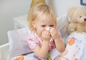Cách chữa bệnh viêm mũi viêm họng ở trẻ
