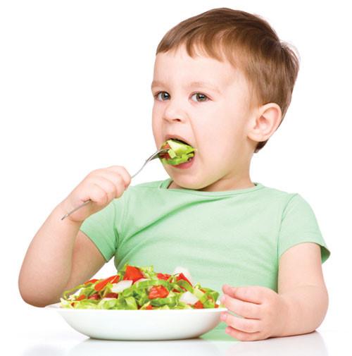 nguyên nhân trẻ biếng ăn và cách xử trí 1