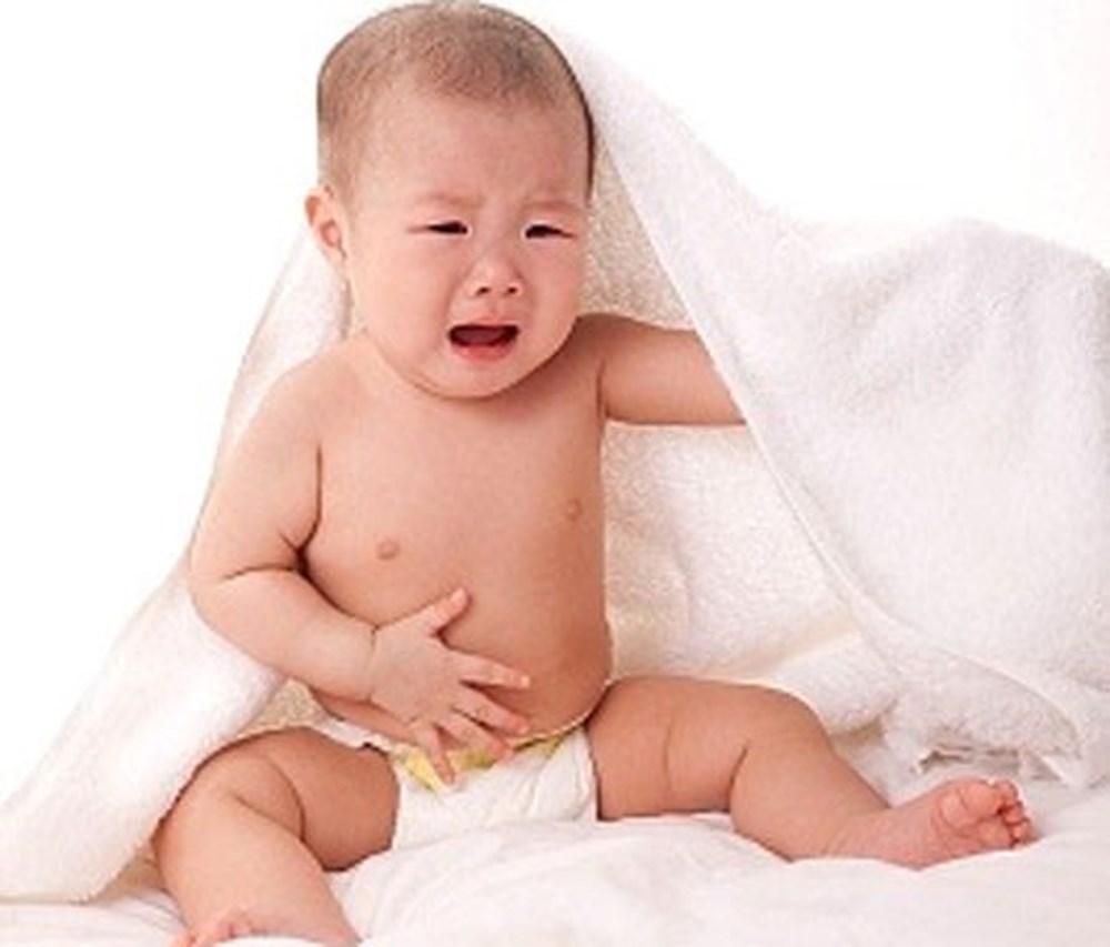cách điều trị cho bé bị tiêu chảy