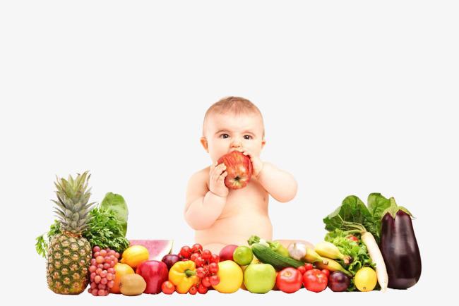 trị táo bón cho trẻ bằng cách cho ăn nhiều hoa quả