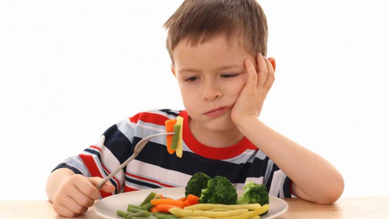 trẻ suy dinh dưỡng
