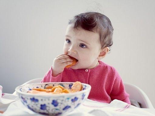 Mách mẹ xây dựng chế độ dinh dưỡng cho trẻ biếng ăn