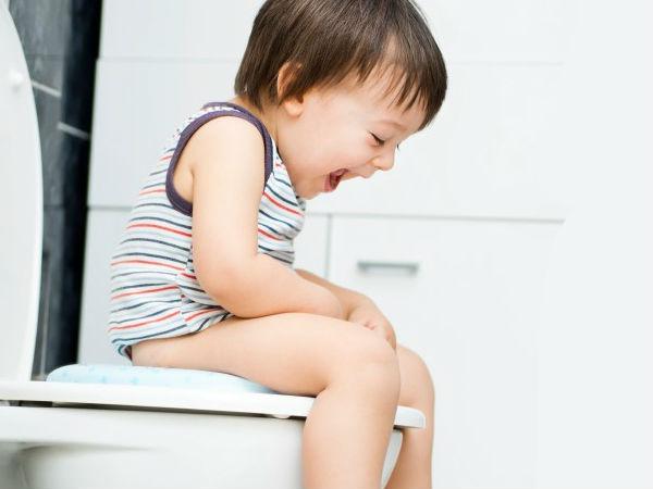 rối loạn tiêu hóa ở trẻ khiến trẻ hay đi ngoài