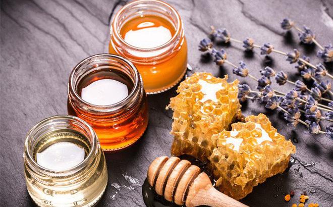 mật ong thuốc trị táo bón cho bé